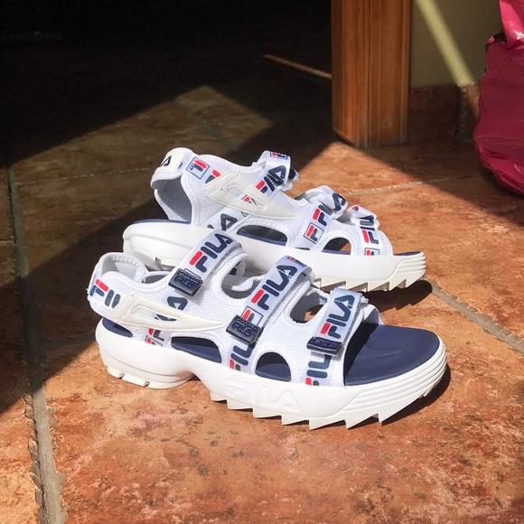 Fila Shoes   Fila Sandals   Poshmark